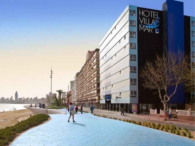 Villa del mar hotel villa del mar hotel benidorm