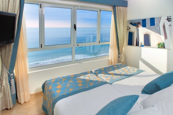 Sea view experiences villa del mar hotel benidorm