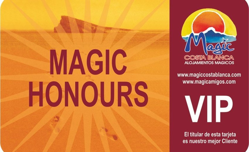 Club VIP 'Magic Honours' Villa del Mar Benidorm