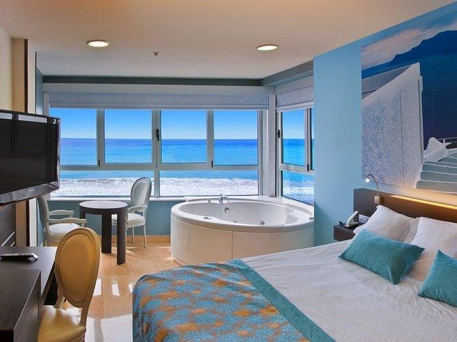 Room villa del mar hotel benidorm