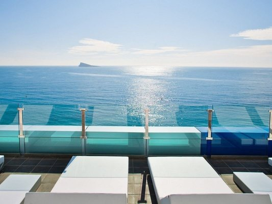 The Best Views Villa del Mar Hotel Benidorm