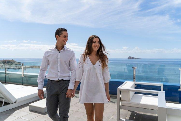 villa del mar hotel benidorm