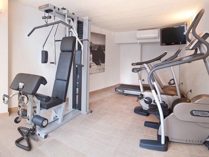 Gym villa del mar hotel benidorm