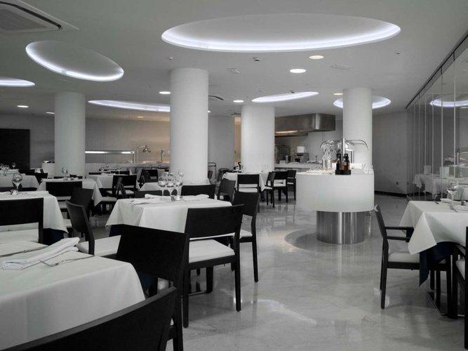 Restaurant Villa del Mar Hotel Benidorm